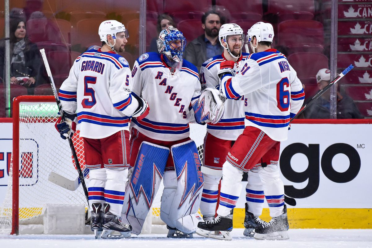 HW 3 Stars: Habs-Rangers Series Deadlocked after Rangers Game 4 Win