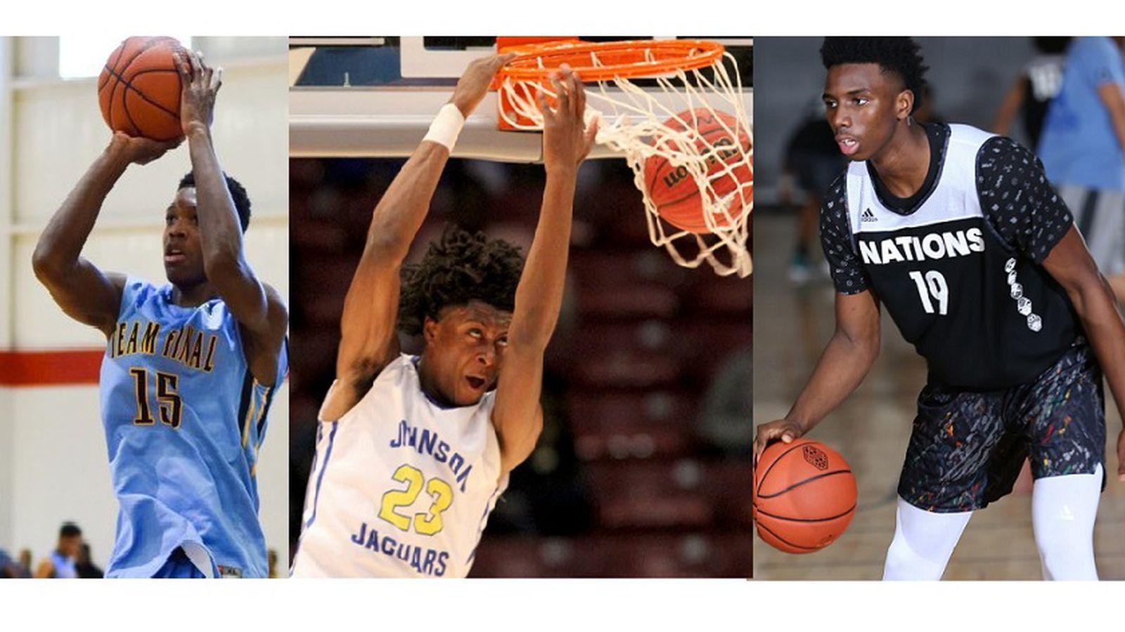 Kentucky Basketball Recruiting In 2017 Class: Kentucky Basketball Recruiting: Class Of 2017 Shooting