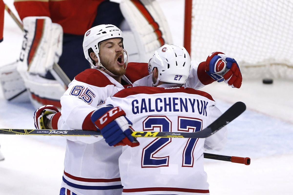 Radulov helps Canadiens beat Rangers 3-1 for series lead