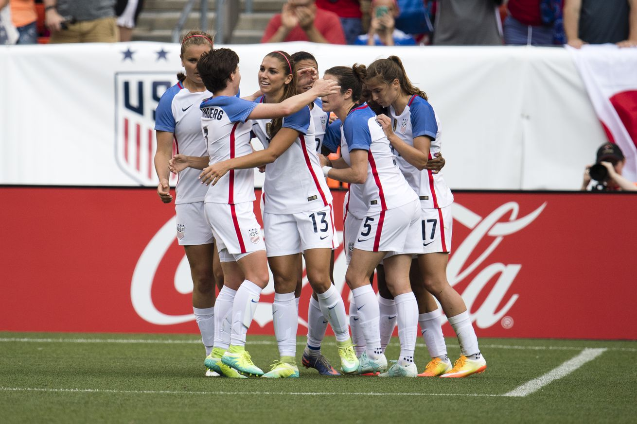 uswnt stars and stripes fc