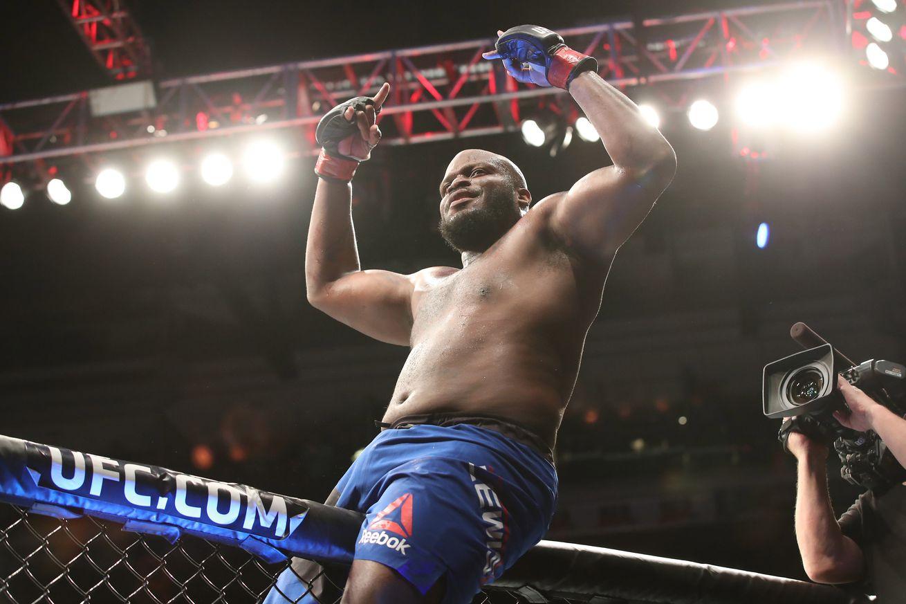community news, UFC Fight Night 105 bonuses: Derrick Lewis, Travis Browne earn $50,000 for ferocious Heavyweight brawl