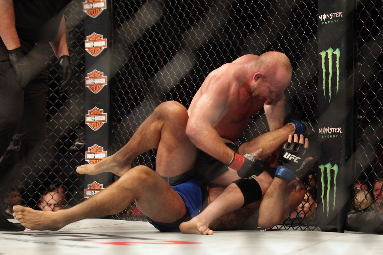 UFC Fight Night 91 results recap: Tim Boetsch vs Josh Samman fight review and analysis