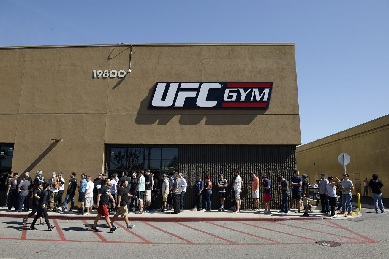 Conor McGregor details new gym construction, says hes in talks with UFC GYM for European rights