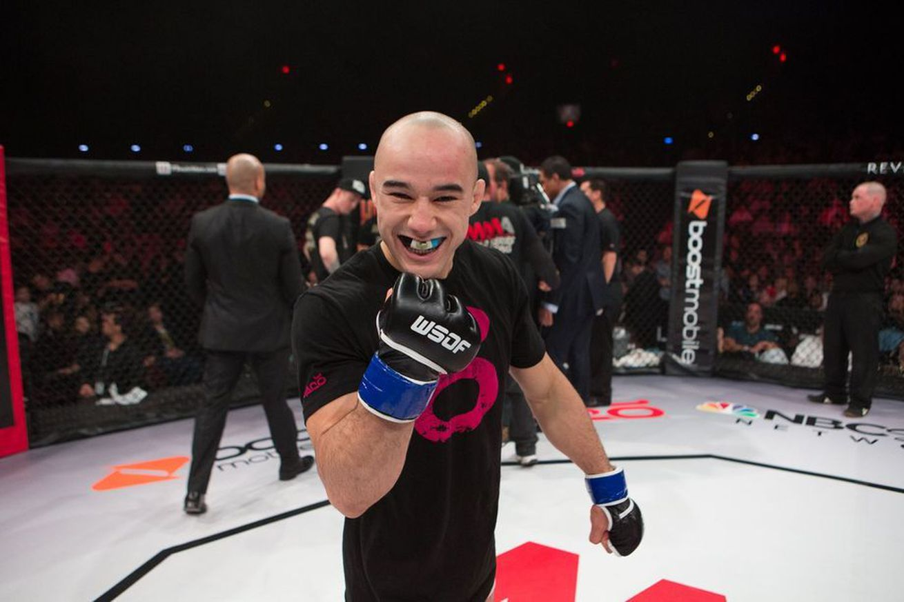 Free agent Marlon Moraes on potential UFC signing: 'That makes a lot of people nervous'
