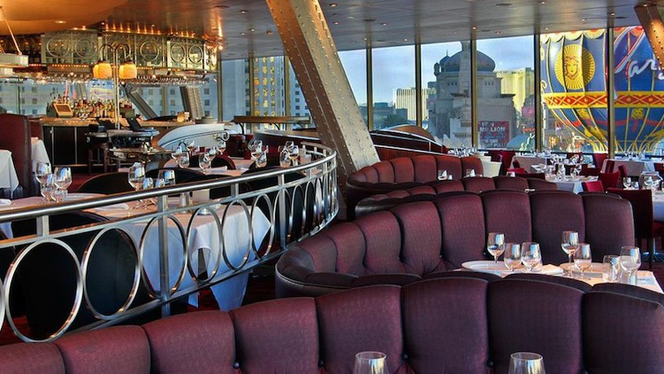 A Wine Tasting At Eiffel Tower Restaurant And More Eater Vegas