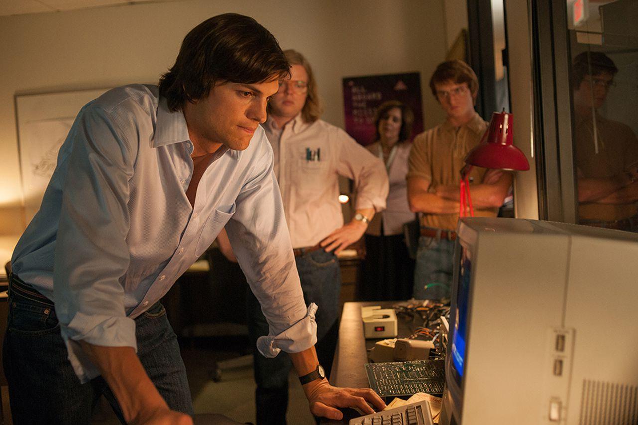 'Jobs' film starring Ashton Kutcher pulled from Netflix ...