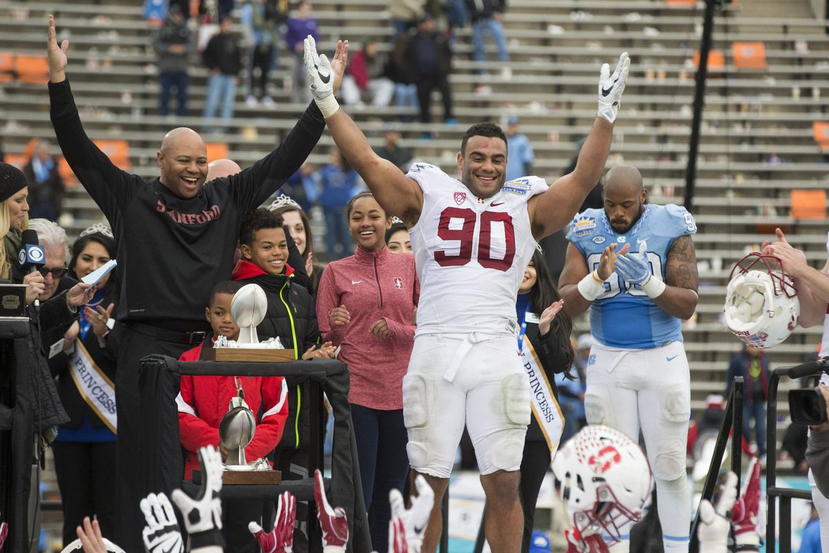 Solomon Thomas taken by San Francisco in first round of NFL Draft