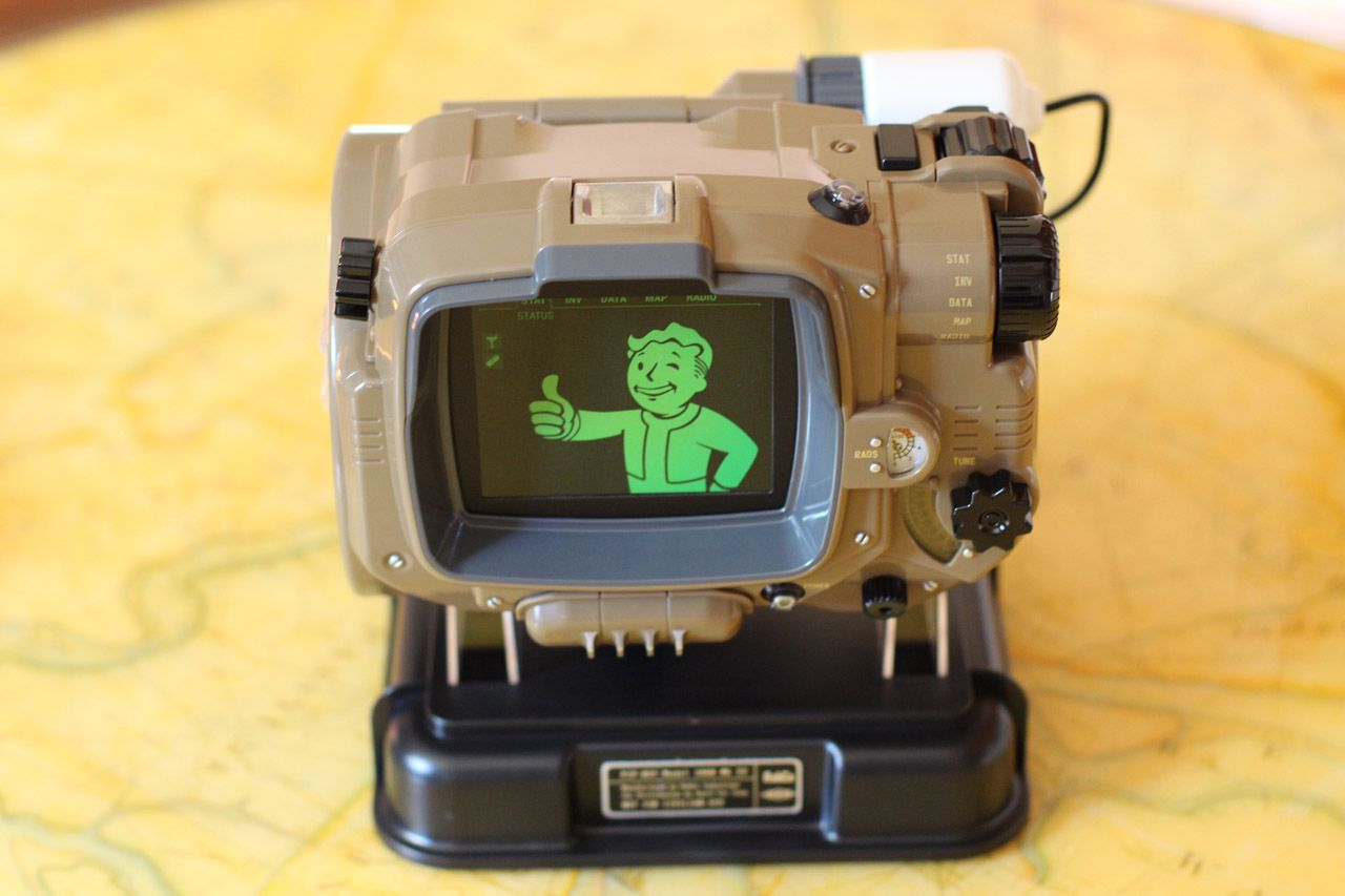 abstract fallout pip boy - photo #40