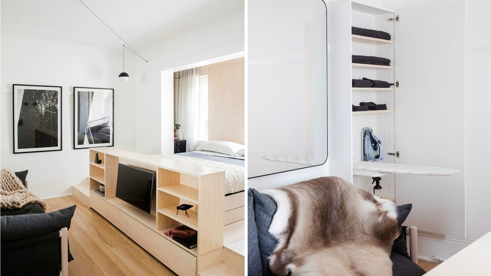 small apartment comes packed with storage solutions 101 news