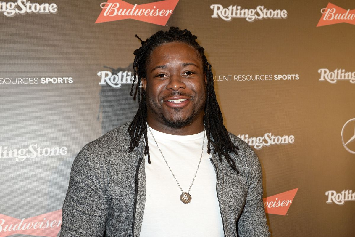 Eddie Lacy has first weigh-in with Seattle Seahawks