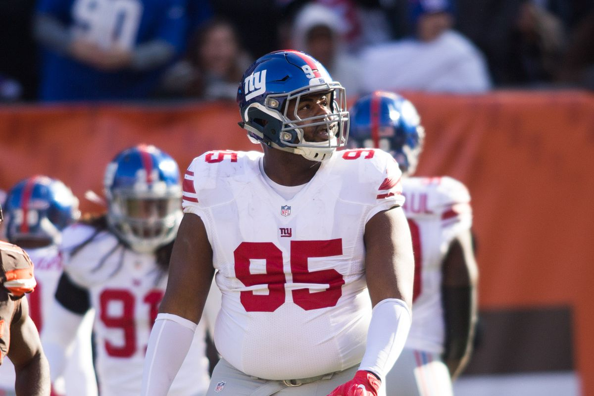 Giants offered Johnathan Hankins a four-year, $28 million deal