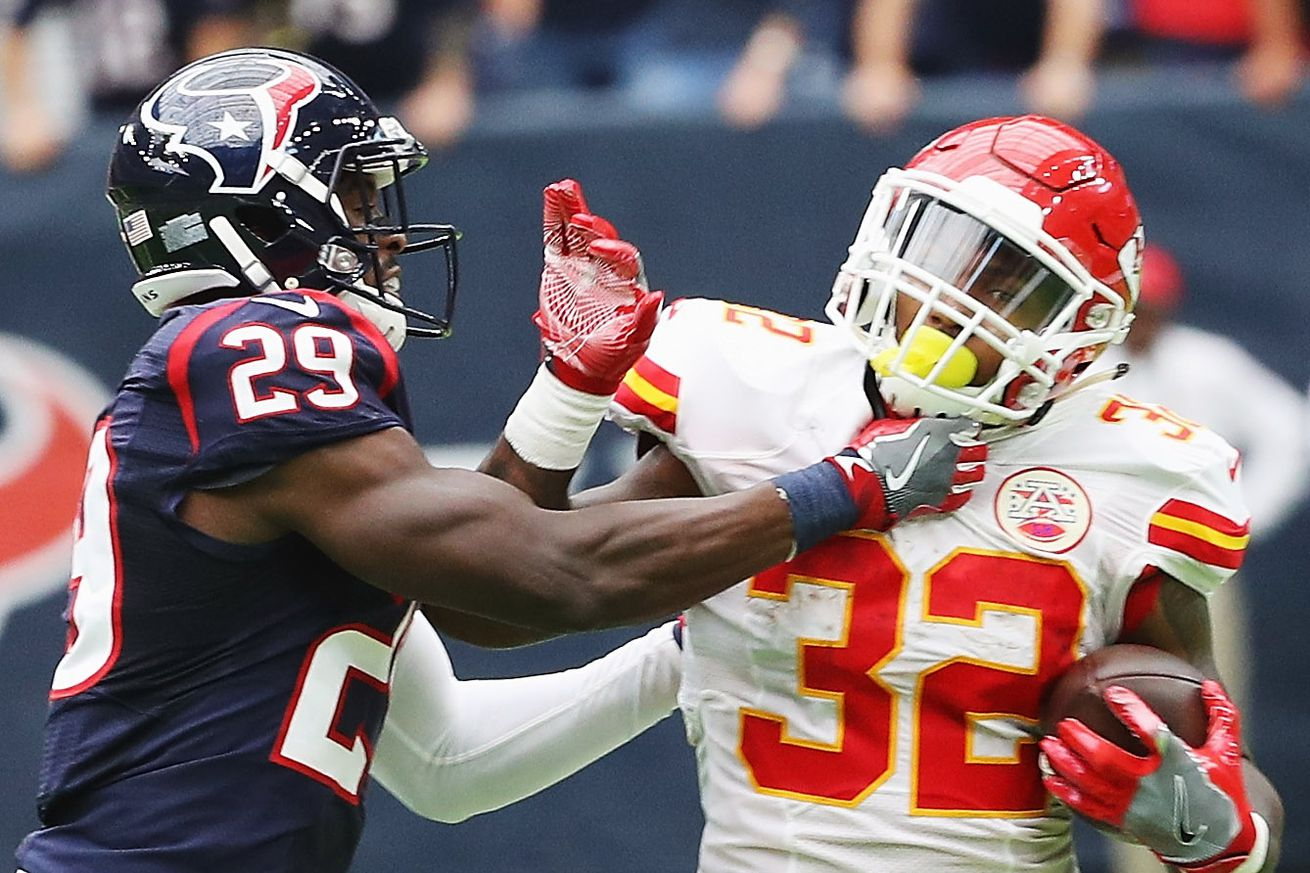 Jets vs. Chiefs Preview: Get to Know Spencer Ware