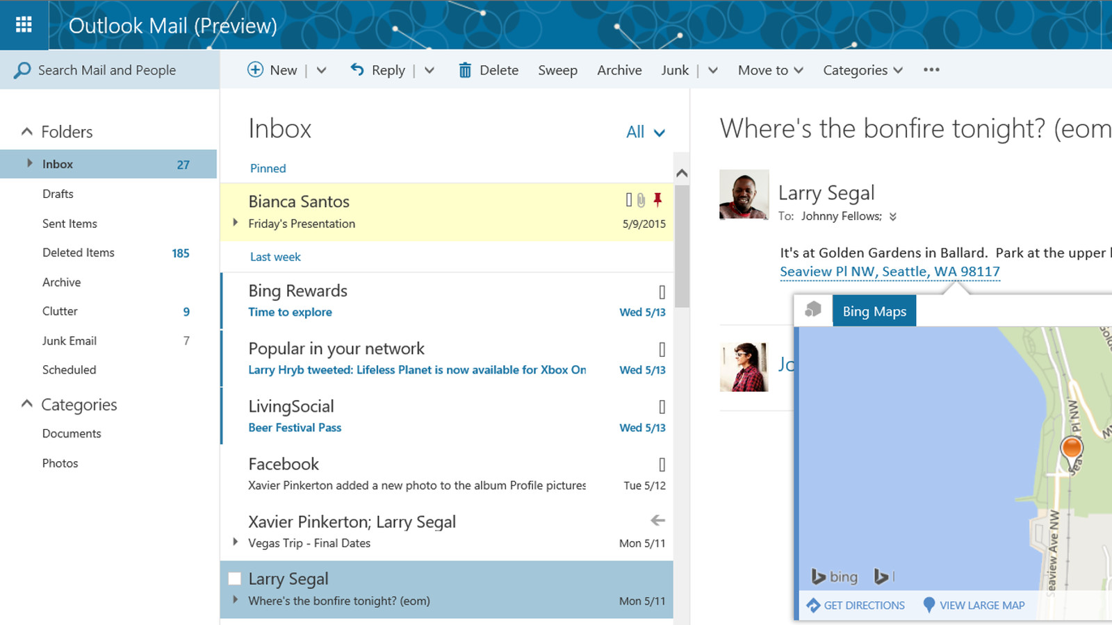 Microsoft is overhauling Outlook.com with a new look and features ...