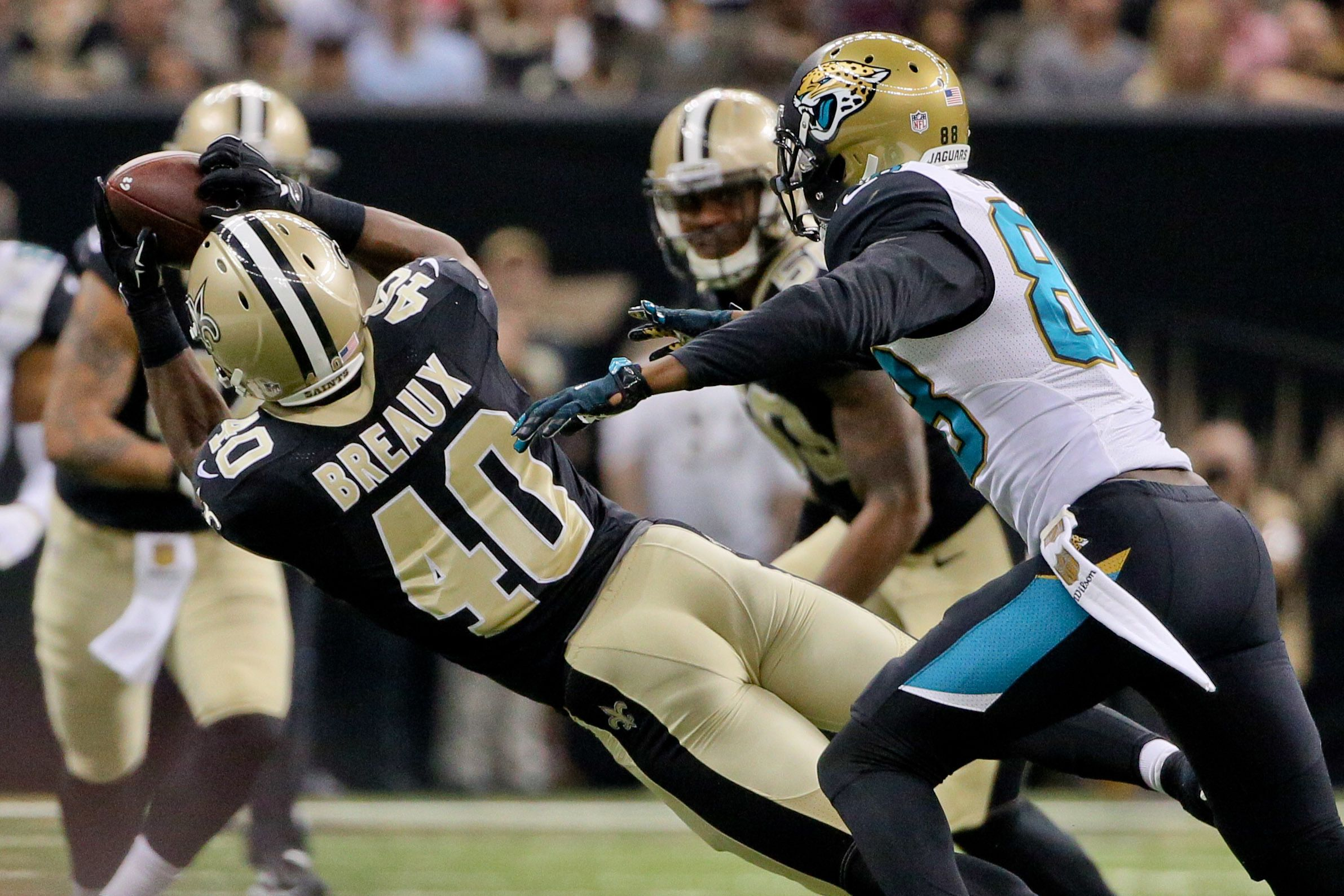 NFL Jerseys Outlet - 5 Reasons Your Team Should be Afraid of the 2016 New Orleans ...