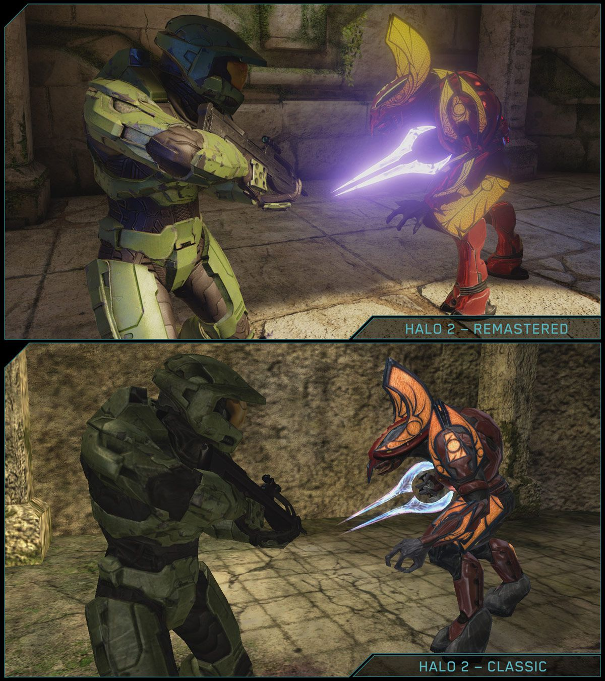 Halo: The Master Chief Collection review: the library ...