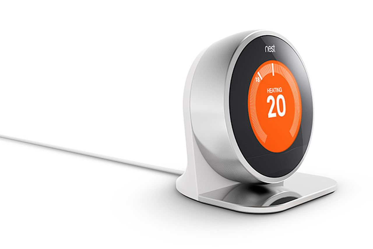 Nest Thermostat Arrives In The Uk Ahead Of An  U0026 39 Aggressive