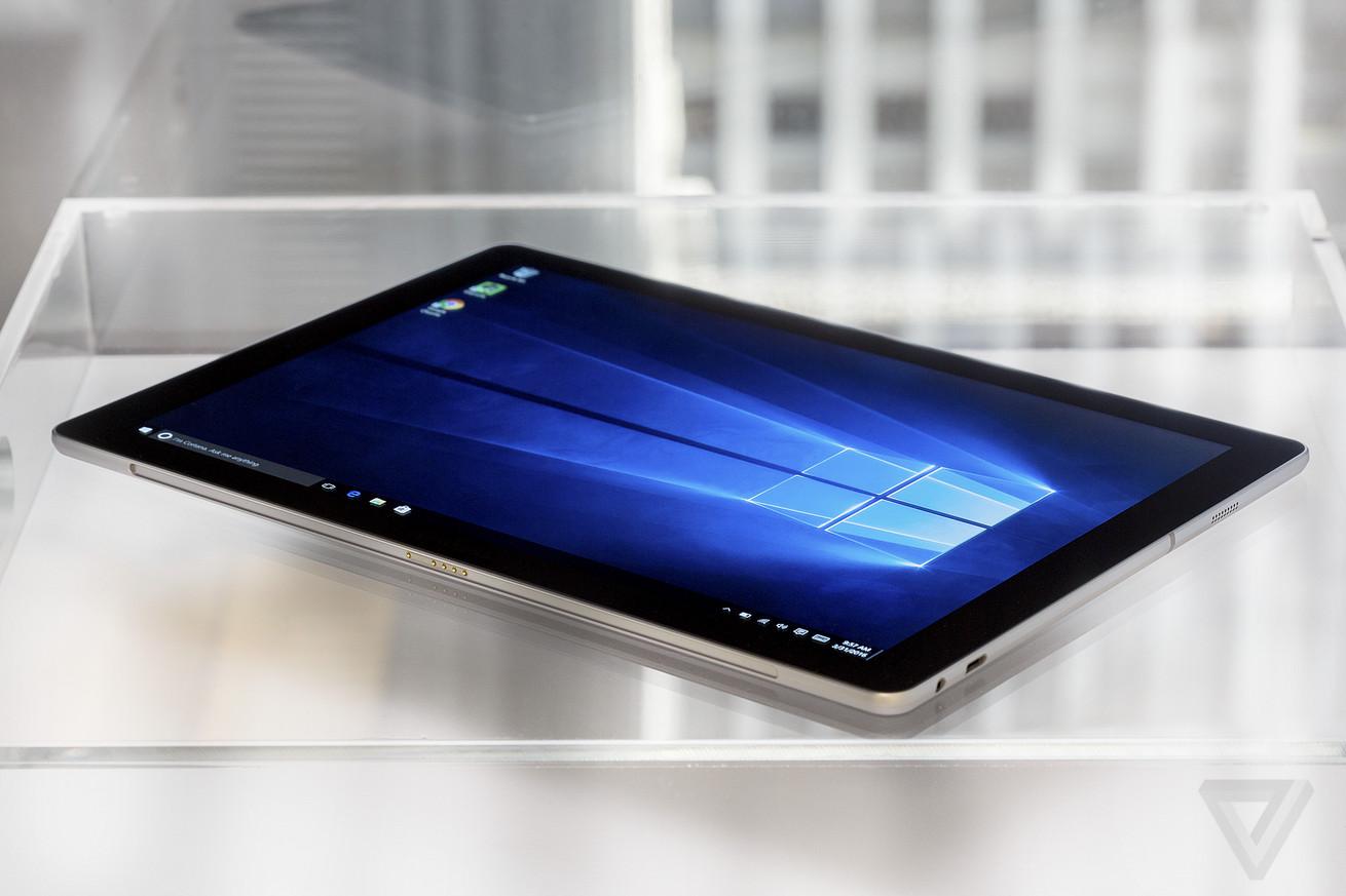 samsung galaxy book tablet teased by new windows 10 app