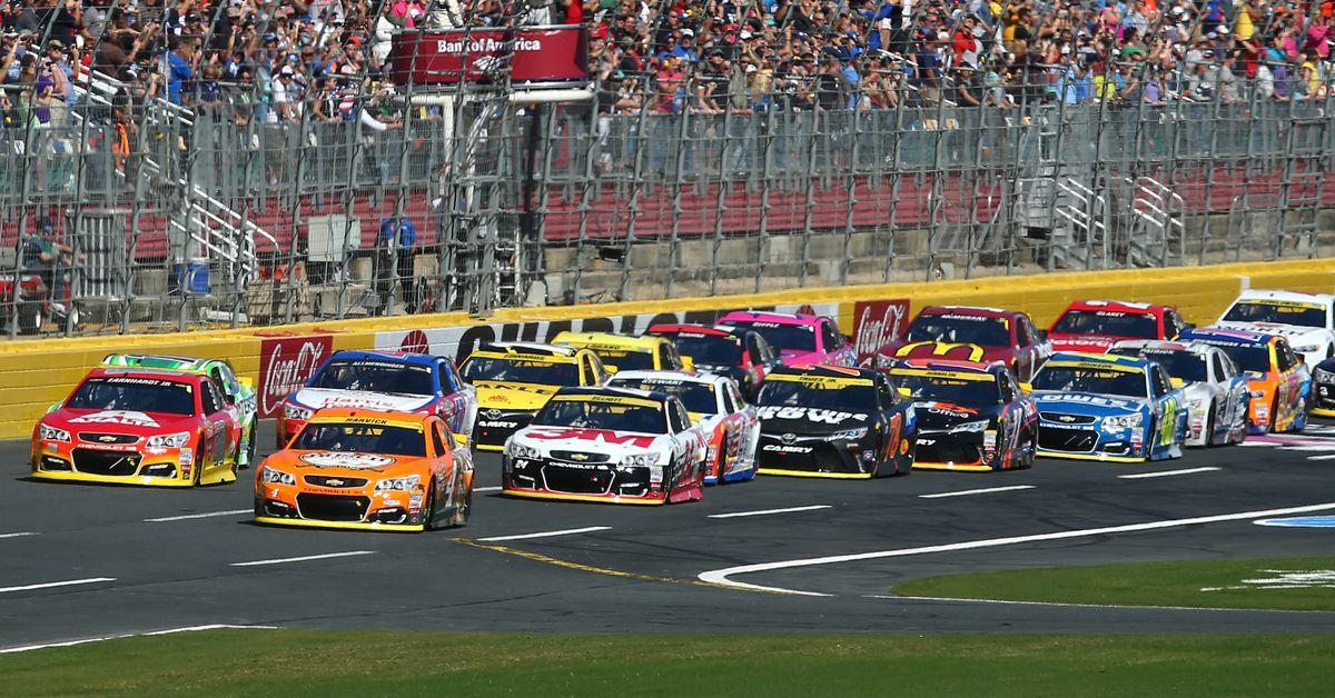 NASCAR Charlotte 2017