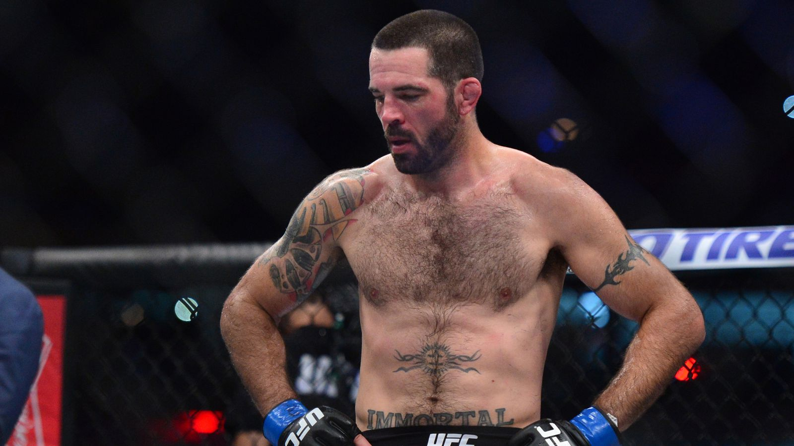 Matt Brown reveals having suicidal thoughts after loss: 'I probably felt like Ronda Rousey' - Bloody Elbow
