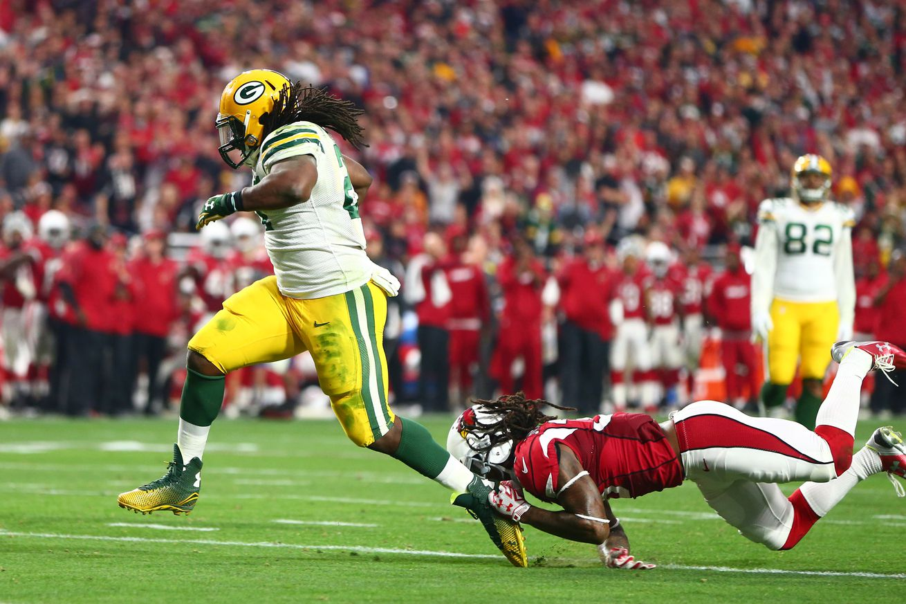 Century Links 3/30: How to Use Eddie Lacy, and other Seahawks News