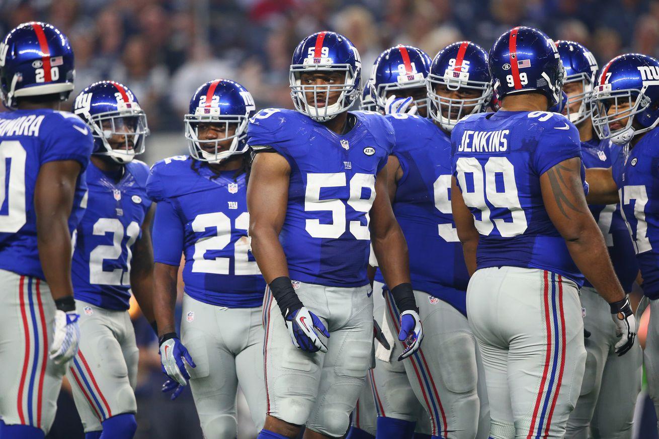 NFL Jerseys Outlet - Giants' injury report: Ereck Flowers, Devon Kennard headline short ...