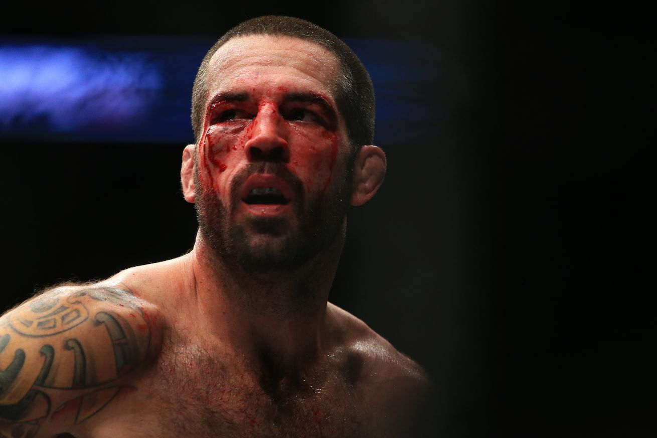 Matt Brown unsure of his future in UFC: 'If Ive peaked out, that means its time to stop'