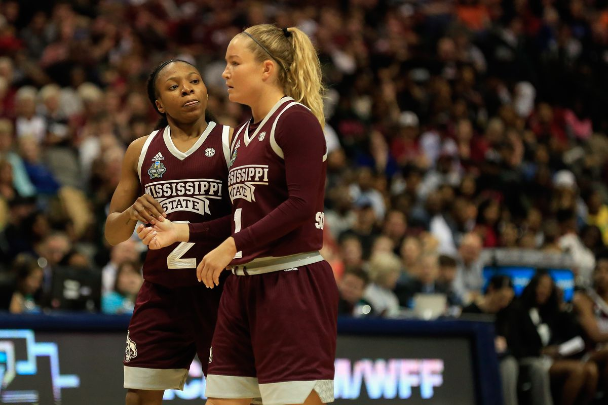 South Carolina women 2-0 vs. Mississippi State this season