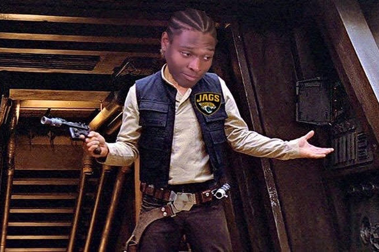 Who is the Jaguars' Han Solo?