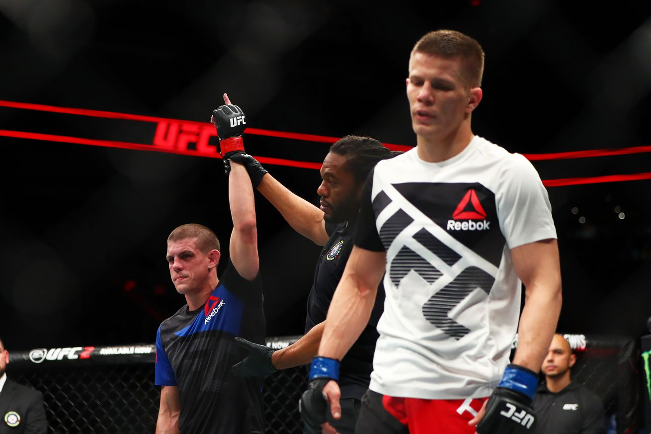 UFC Fight Night 103 results from last night: Joe Lauzon vs Marcin Held fight review, analysis