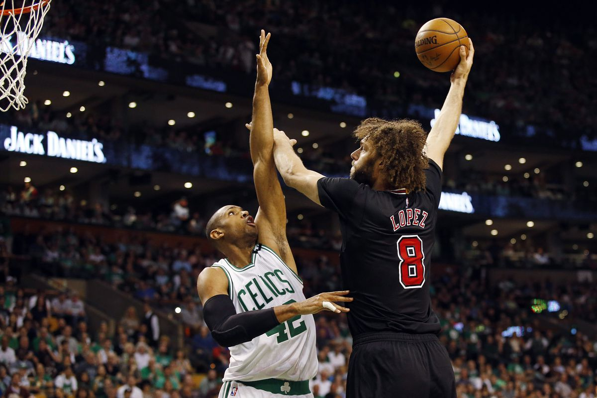 Chicago Bulls' rebounding prowess will cause Boston Celtics problems all series