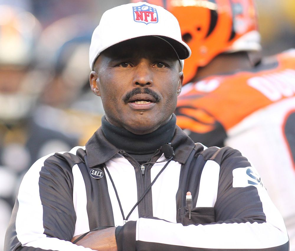 NFL referee avoided Washington games for 8 years over name ...