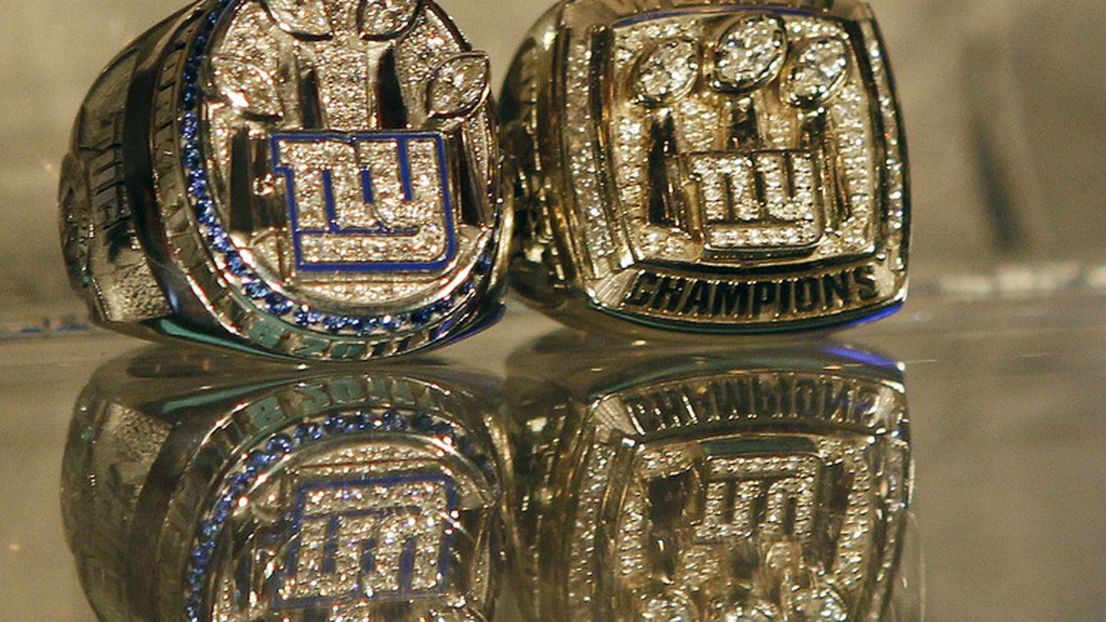 Ny Giants Super Bowl Ring Ceremony