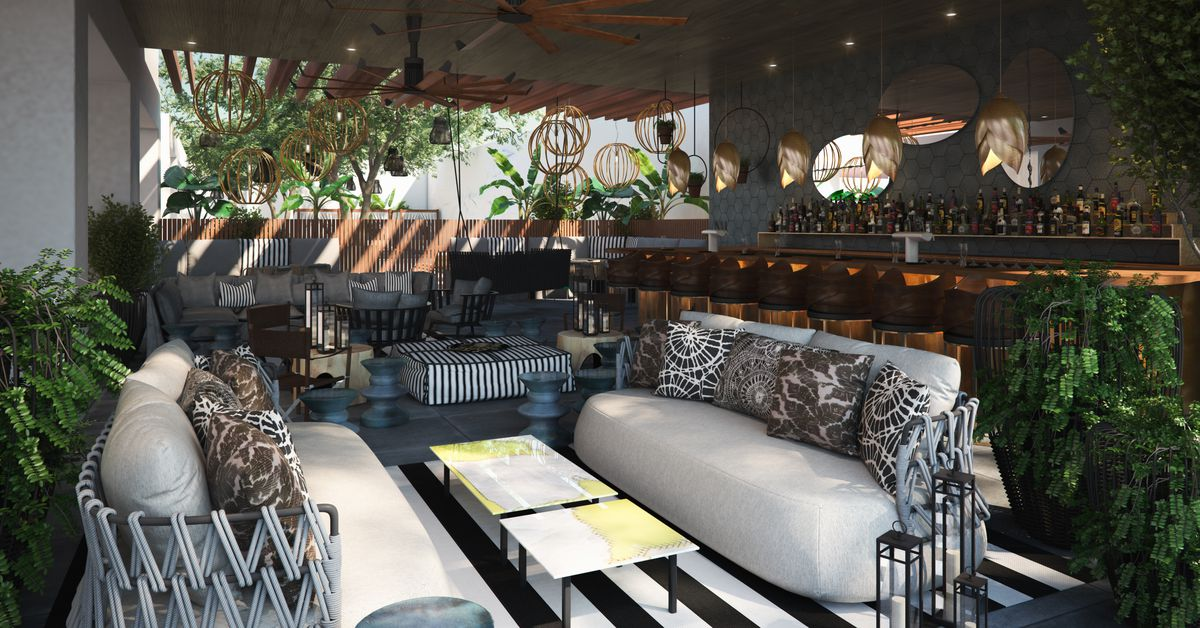 West Hollywood S La Peer Hotel To Open This Summer On