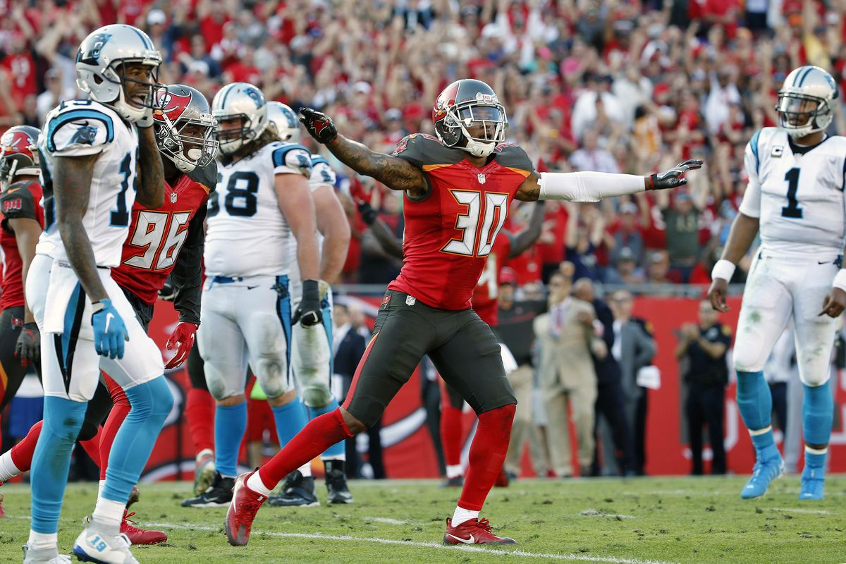 Browns bring in Bucs' safety Bradley McDougald for a visit