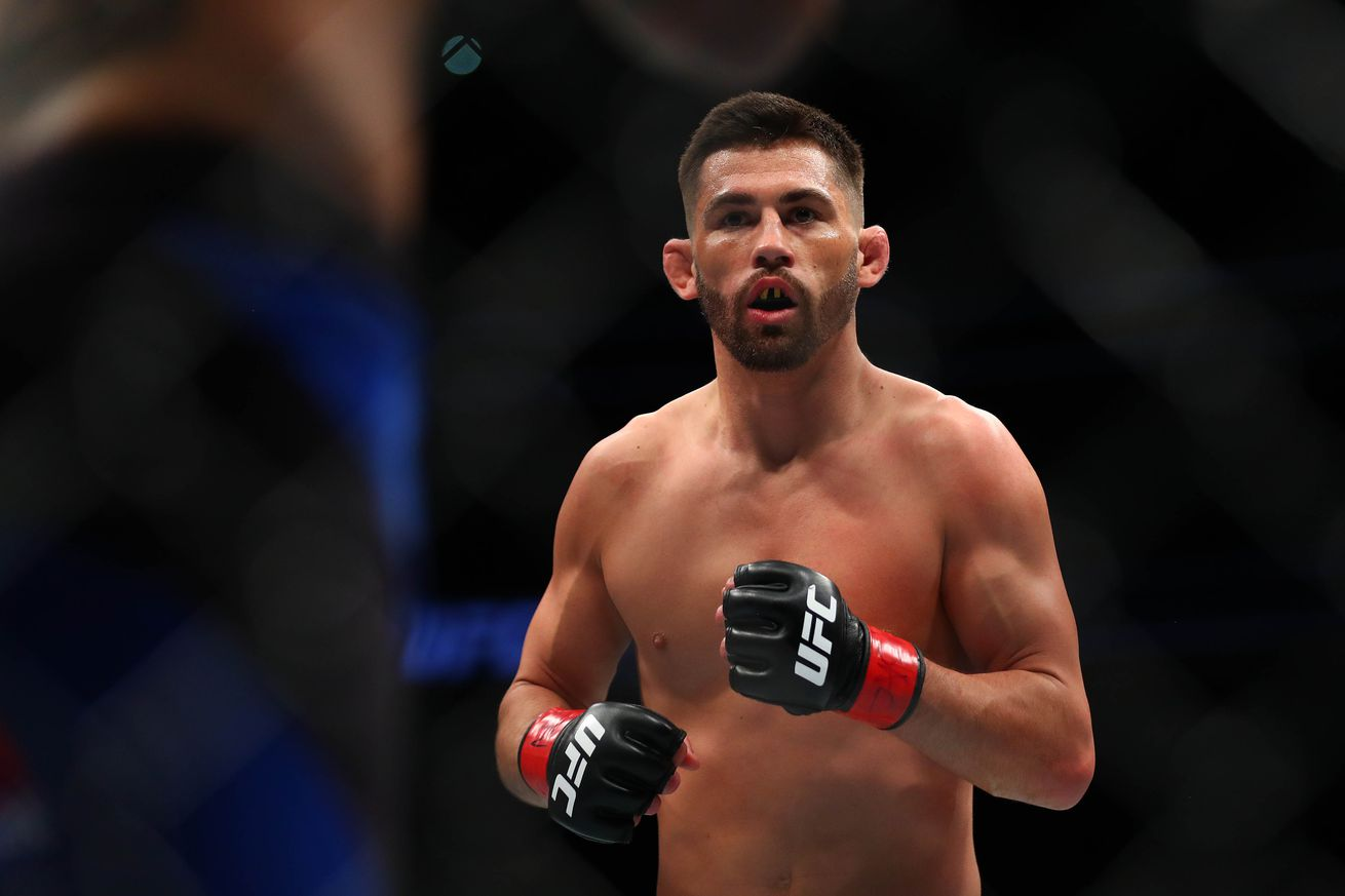 Dominick Cruz shoots down call out from Raphael Assuncao: 'I'm fighting for the UFC title when I come back'