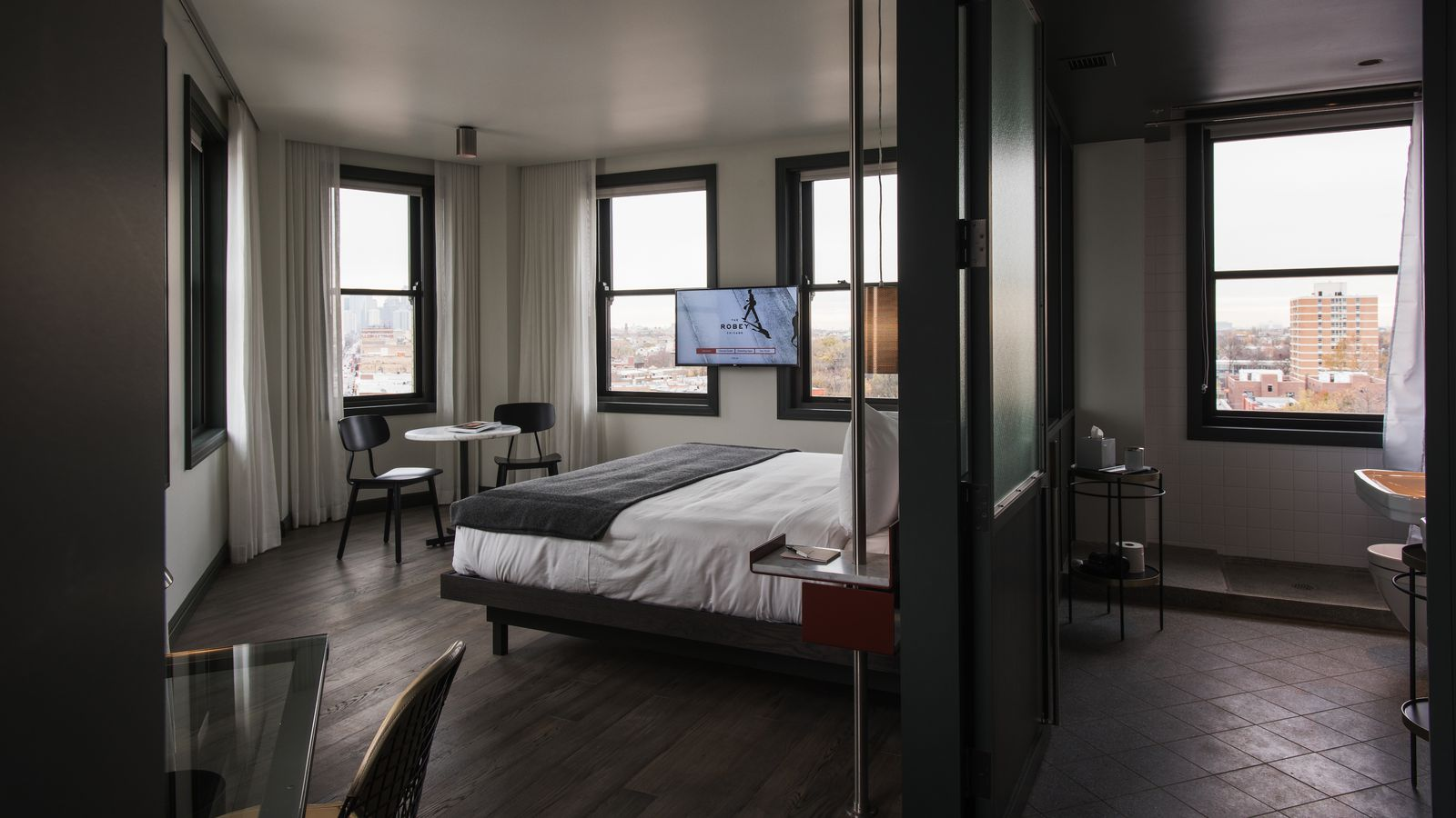Take A Tour Through Wicker Park's New Robey Hotel