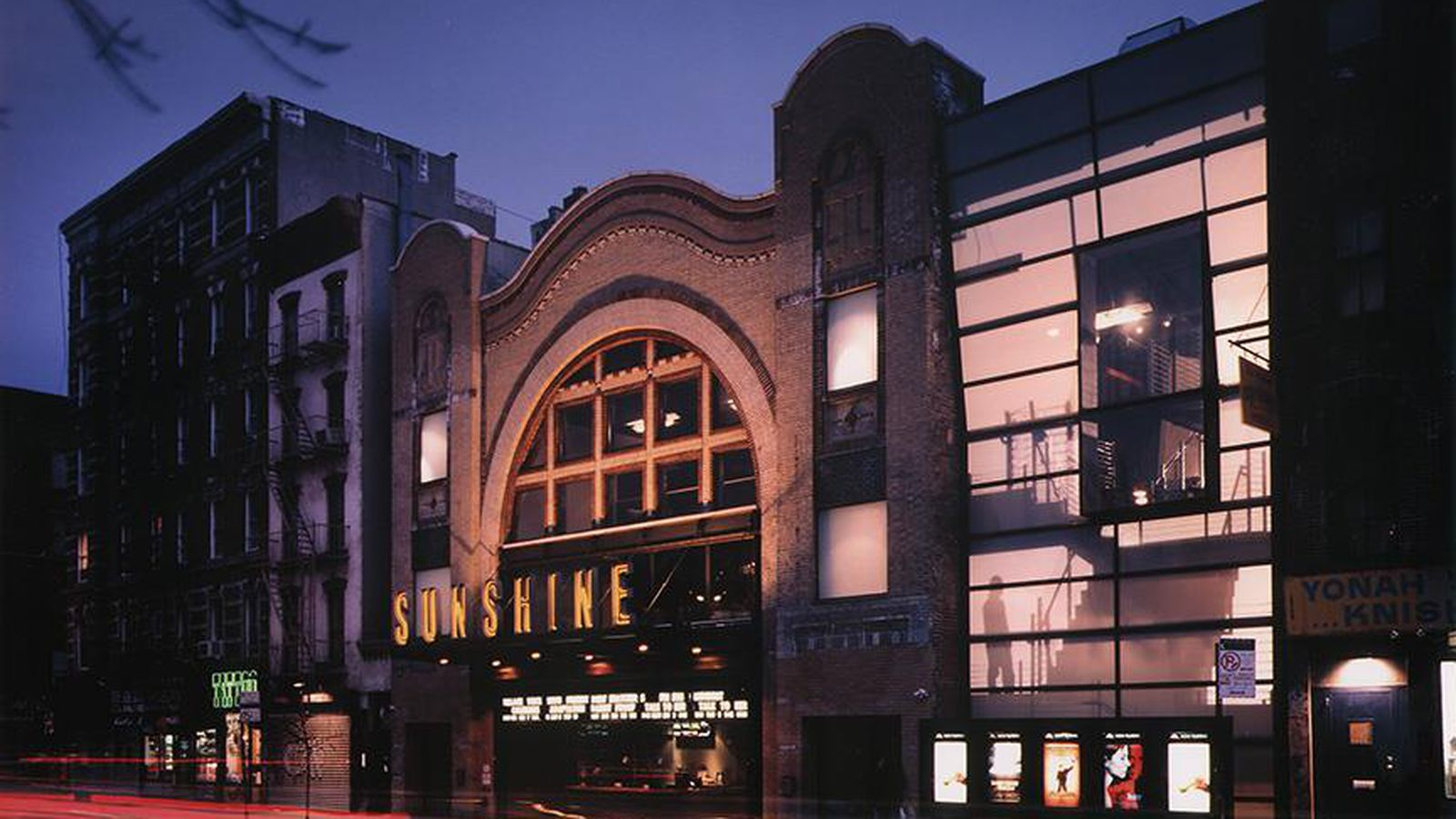 Lower East Side's Sunshine Cinema may have found a buyer ...