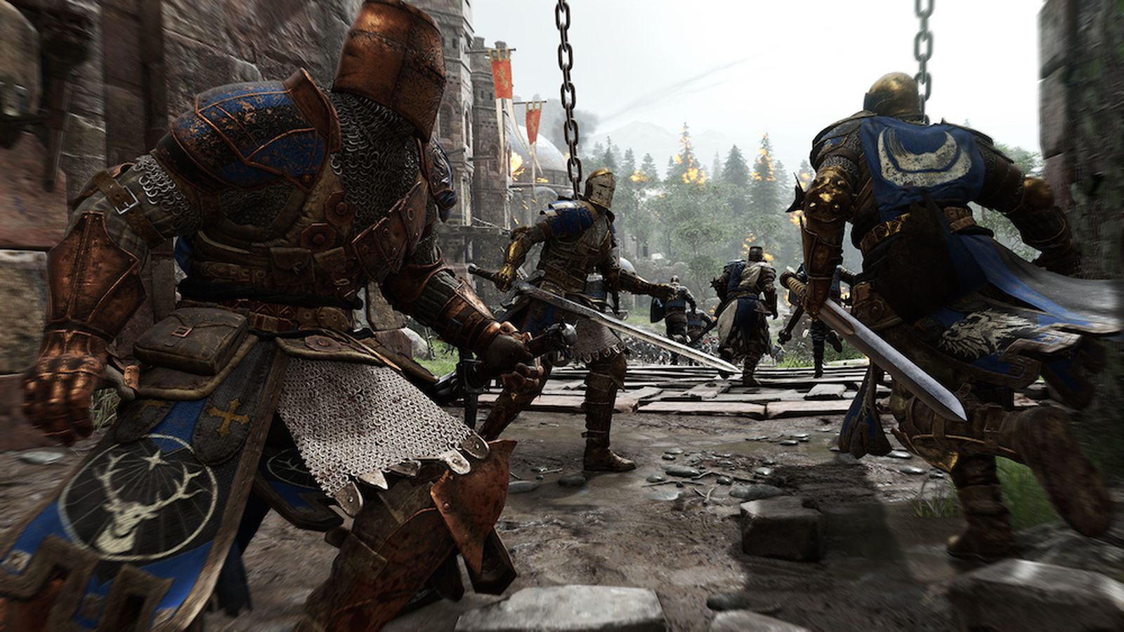 For Honor's accidental alt-right connection
