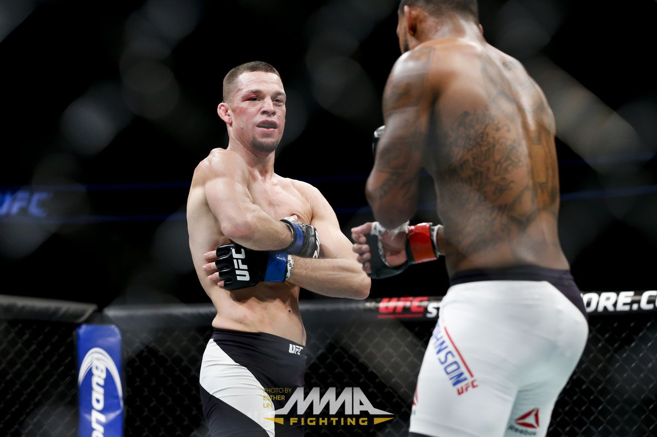 Nate Diaz to apply for boxing license in Nevada
