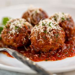 Meatballs at Certified Meatball Company