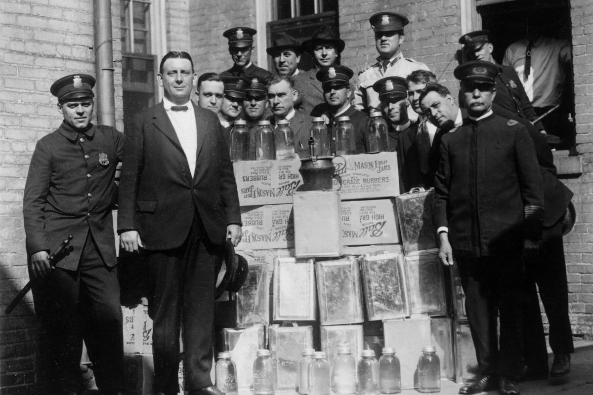 the era of prohibition and the power of the people Reflecting the power of the some desperate and unfortunate people during prohibition falsely believed that the prohibition: the era of.