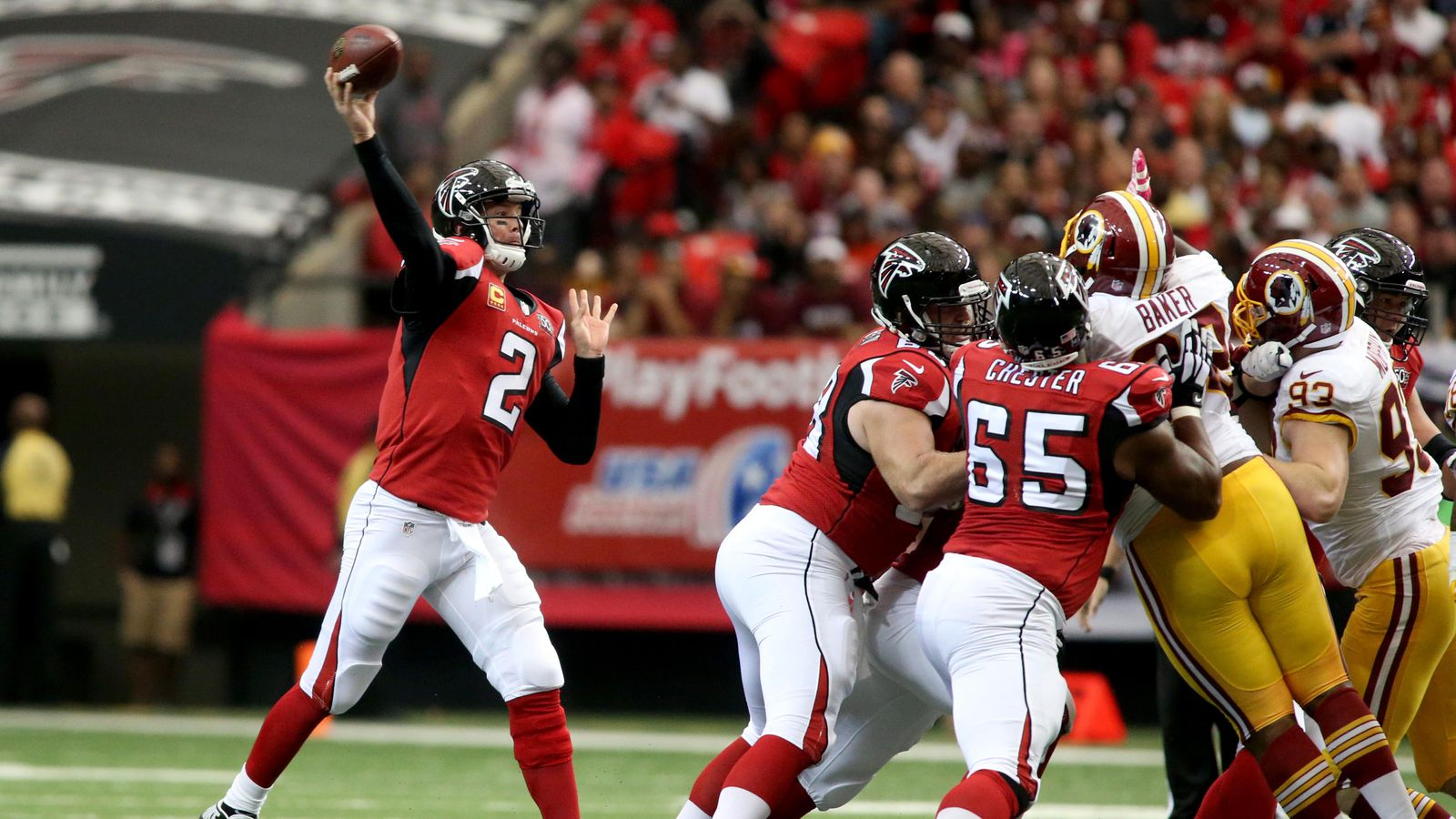 Nike jerseys for wholesale - Falcons Roster Review: Chris Chester's stable, quiet year - The ...