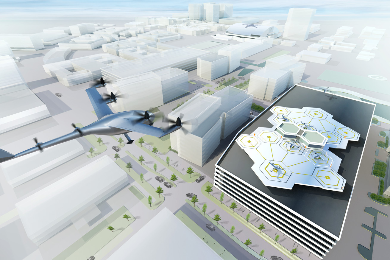 uber is getting serious about building real honest to god flying taxis