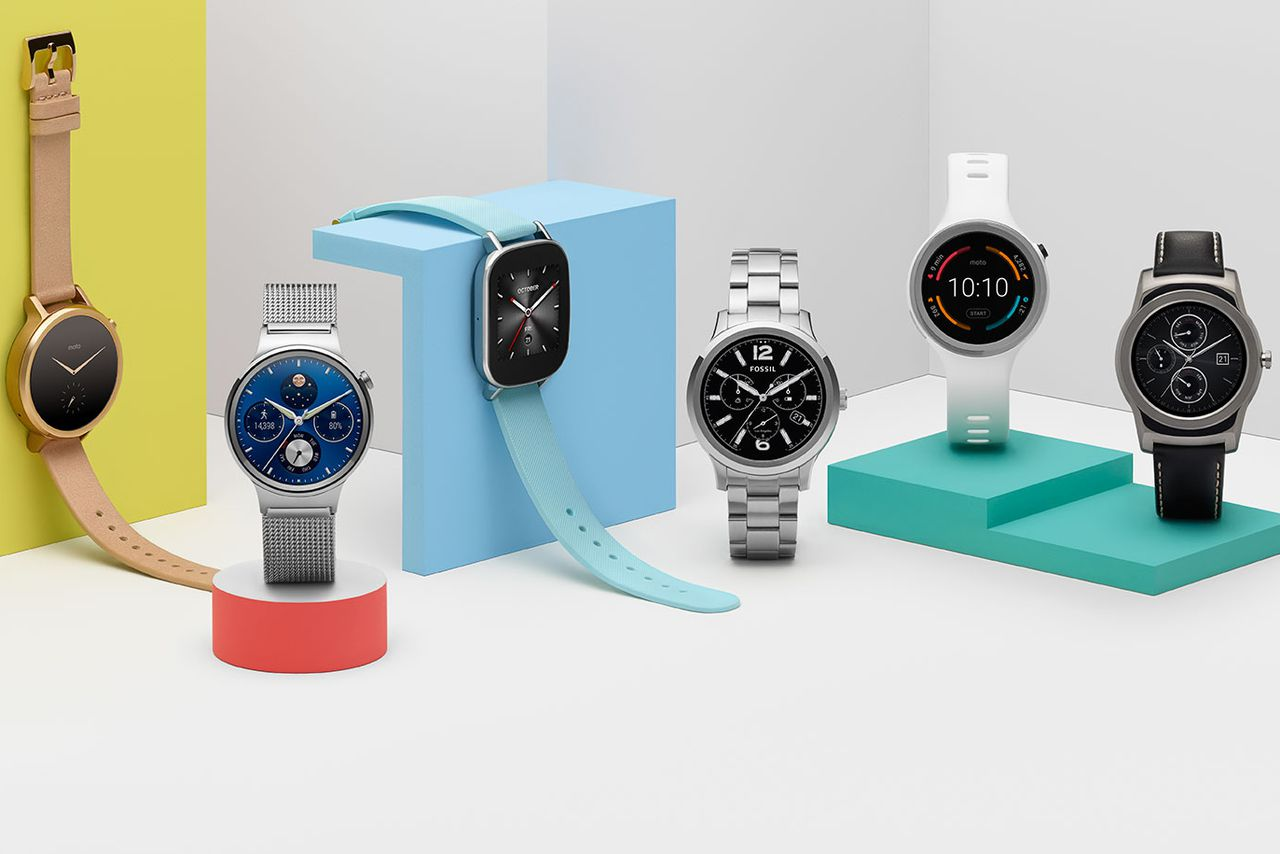 Google is reportedly working on its own Android Wear ...