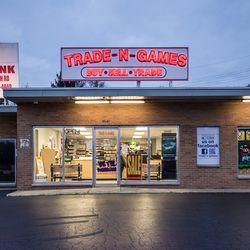 Trade N Games in Fenton, Mo.