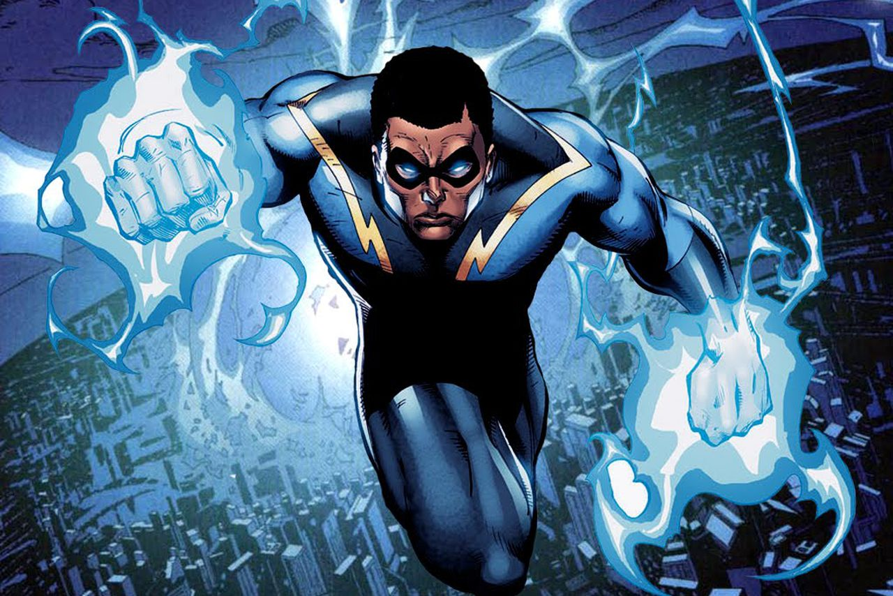 Black Lightning DC Comic Adaptation From Greg Berlanti In the Works