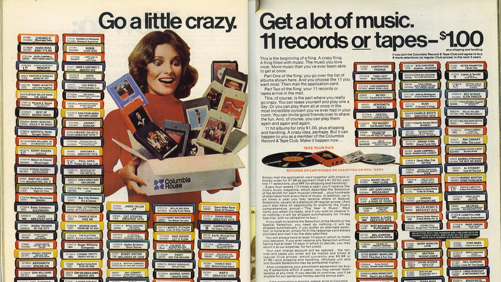 Columbia house the spotify of the 39 80s is dead the verge for 80s house music