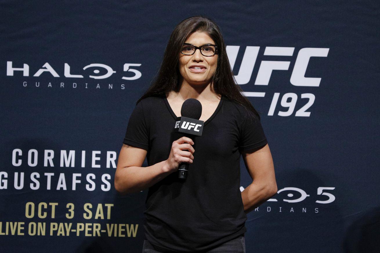 Jessica Aguilar vs. Cortney Casey slated for UFC 211