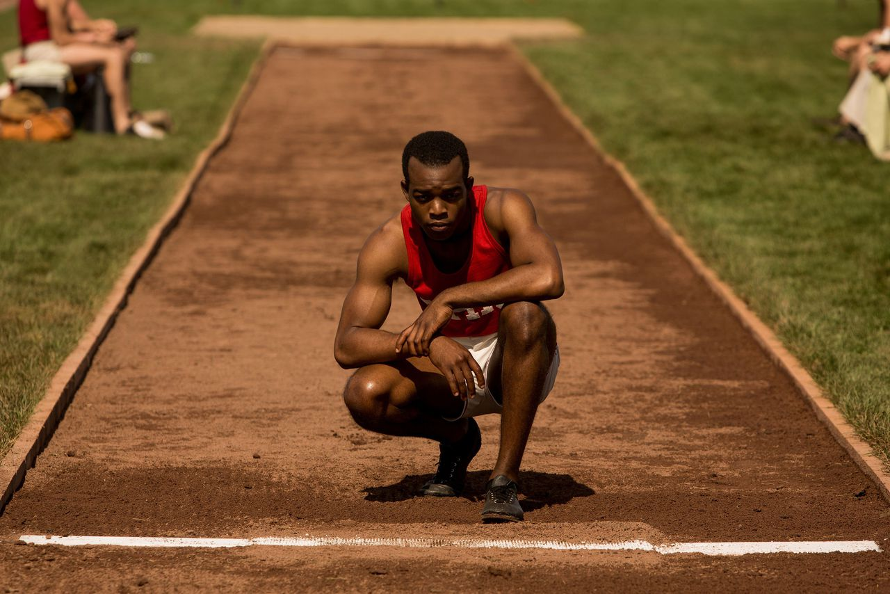 the jesse owens biopic race is a polite movie about an ugly time and it would have made for great oscar bait