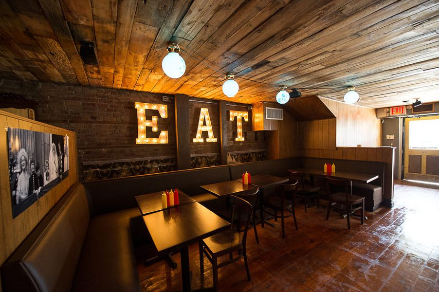 After years burger joint expands to greenwich village